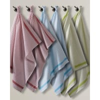 La Redoute InterieursRutete håndklær, 6-pk