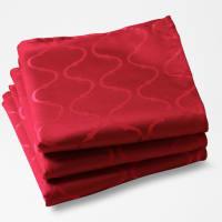 La Redoute InterieursLot de 3 serviettes de table Salomé, damassées