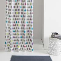 La Redoute InterieursCortina de ducha multicolor Drop