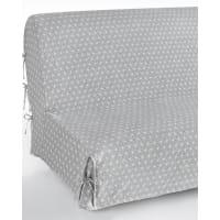 La Redoute InterieursTrekk til foldbar sofa, Lozange