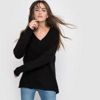 La RedouteWijde trui met lange mouwen