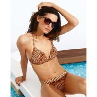 La RedouteBedrukte bikini
