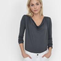 La RedouteT-shirt met lange mouwen en wijde hals