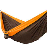 la siestaColibri Double Travel Hammock with Integrated SuspensionOrange