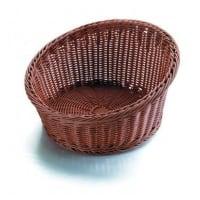LacorMaxi Rotonda Bread Basket Brown 35X35X20