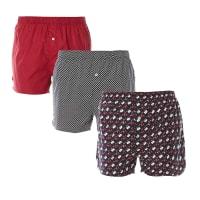 LacosteLot de 3 caleçons Golf Flag Lacoste Underwear