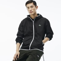 LacosteMENS LIGHTWEIGHT NYLON JACKET