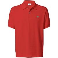 LacostePolo-Shirt - Form L1212 aus 100% Baumwolle Lacoste orange