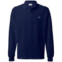 LacostePolo-Shirt - Form L1312 aus 100% Baumwolle Lacoste blau