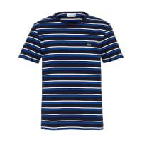 LacosteRundhals-Shirt Lacoste blau