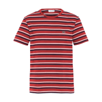 LacosteRundhals-Shirt Lacoste rot