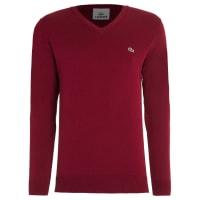 LacosteSweater Masculino - Vinho