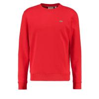 LacosteSweatshirt rouge
