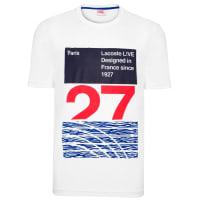 LacosteT-shirt Masculina - Branco