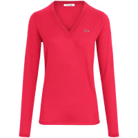 LacosteV-Pullover 1/1-Arm Lacoste pink