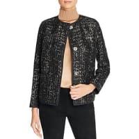 Lafayette 148 New YorkHolland Metallic Tweed Jacket