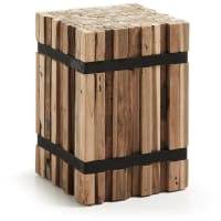LaFormaLaforma Irma Piece Natural Wood Decorative M46 15 Kg