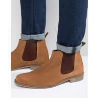 LambrettaChelsea Boots In Tan - Tan