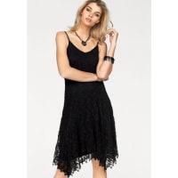 Laura ScottNU 15% KORTING: kanten jurk