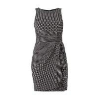 Lauren Ralph LaurenCocktailkleid mit grafischem Muster