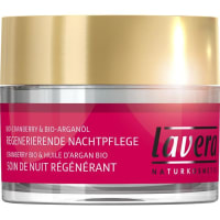LaveraGesichtspflege Faces Bio-Cranberry-Arganöl Regenerierende Nachtpflege 50 ml