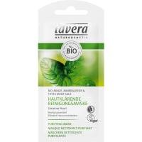 LaveraGesichtspflege Faces Bio-Minze Hautklärende Reinigungsmaske 10 ml