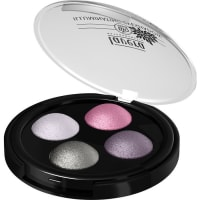 LaveraMake-up Augen Illuminating Eyeshadow Quattro Nr. 02 Lavender Couture 2 g