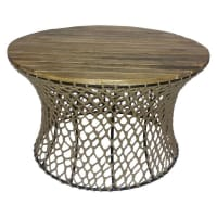 Lazy SusanFishnet Coffee Table
