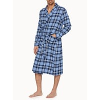 Le 31Checkered chalet robe