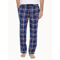 Le 31Checkered flannel lounge pant
