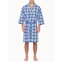 Le 31Plaid cotton robe