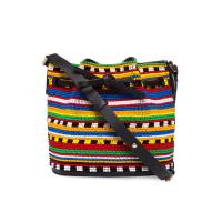 Les Petits JoueursMini Daliah Bucket Africa - Preto
