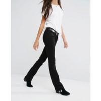 Levi's715 - Bootcut-Jeans mit mittelhohem Bund - Schwarz