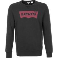Levi'sGraphic Crew B Sweater caviar