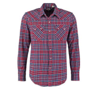 Levi'sSAWTOOTH Casual overhemd plaid tibetan red