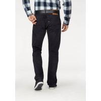 Levi'sStraight-Jeans »501«, schwarz, Länge 32, black-path-strong