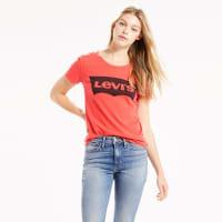 Levi'sBedrukt T-shirt met vintage logo