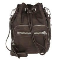 LiebeskindSchoudertassen - Shibata Slouchy Leather Bag Greyish in bruin voor dames