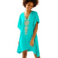 Lilly PulitzerChai V-Neck Caftan Dress