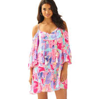 Lilly PulitzerAlanna Off The Shoulder Dress