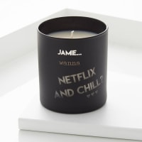 Lily BellePersonalised Cheeky Message Candle