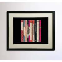 Lime LaceKate Bush Lionheart Album As Books Poster