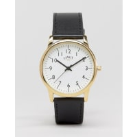 LimitWatch In Black Exclusive To ASOS - Black