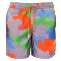 LimolandCamo Swim ShortsPunta Gray - Extra Small