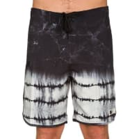 LiraMarbled Boardshorts black / schwarz