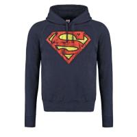 LogoshirtSUPERMAN Sweatshirt navy