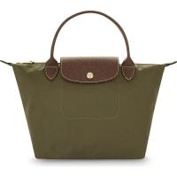 LongchampLe Pliage Small Shopper, Womens, Green