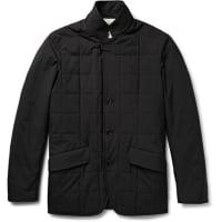 Loro PianaBurlington Quilted Shell Jacket - Black