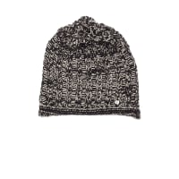 LOST&FOUNDWool and linen beanie