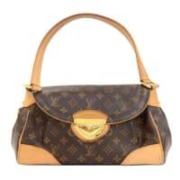 Louis VuittonBeverly Mm Monogram Canvas Shoulder Hand Bag